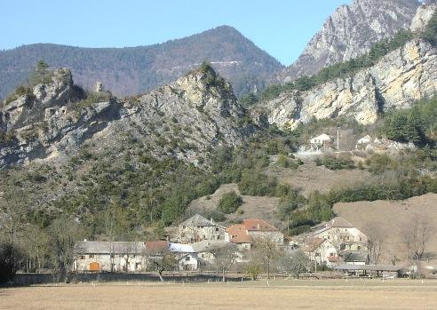 Le Chateau et Le Collet