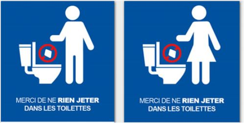 AFFICHES BONS REFLEXES