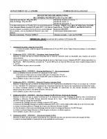 Conseil Municipal du 27 juillet 2015