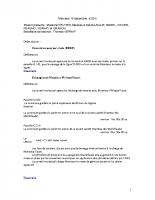 Conseil Municipal du 10 décembre 2014