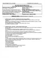 Conseil Municipal du 20 décembre 2014