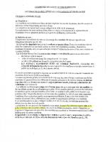 COMMUNE DE MOINS DE 1000 HABITANTS