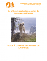 CHIENS DE PROTECTION_guide a l-usage des maires_Drome