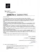 Arrete DI 205517 FEC RD539 Capteurs OSMOS ACTE SIGNE-23072020113713