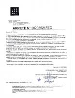Arrete DI 205521 FEC RD539 GS BOIS 19-3 ACTE SIGNE-16072020114153