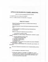 GLANDAGE_AFFICHE CONSEIL MUNICIPAL 29102020 A 20 HEURES_20102020