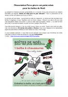 BOITES DE NOEL