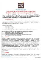 Annonce médecin secteur Châtillon-en-Diois