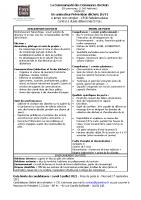 ANIMATEUR OU ANIMATRICE PREVENTION DECHETS CDD 17H30